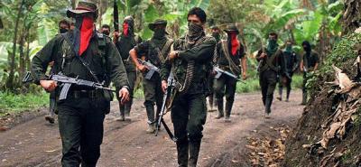 Entre el Ejército, la Fuerza Aérea Colombiana, la Armada y la Policía, fue abatido alias 'Jairo', cabecilla del Eln.