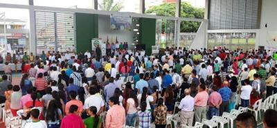 En sesión descentralizada, la Asamblea departamental confirmó que respaldará la consulta popular sobre la explotación minera en El Carmen y San Vicente del Chucurí.