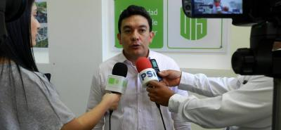 Recientemente el coordinador de la Sede UIS Socorro, Alfonso Martínez Molina, anunció los avances del estudio de movilidad que se ejecuta en el Socorro, por estudiantes de la UIS en la ciudad.