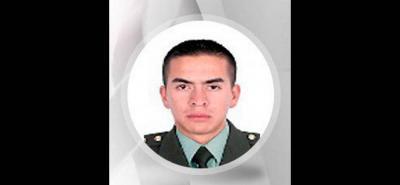 El subteniente Edwin Andrey Hernández Rodríguez fue asesinado el viernes en medio de operativos de registro y control.