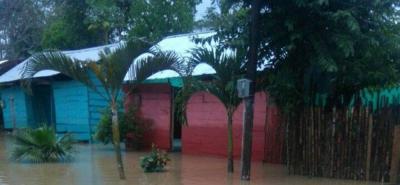 Los municipios con mayores afectaciones son Carepa, Turbo, San Pedro de Urabá y Necoclí.