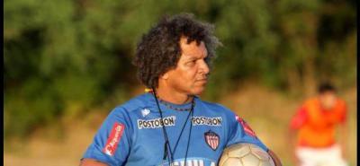 Alberto Gamero ya no es el técnico del Junior de Barranquilla