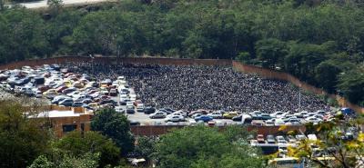 Chatarrizarán 196 vehículos abandonados en los patios de Bucaramanga