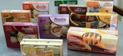 Inicialmente, los mazapanes eran el único producto preparado por la marca, pero con los años se incluyeron nuevos dulces. Hoy, los mazapanes solo representan el 2 % de las ventas de Tropi Sweet.