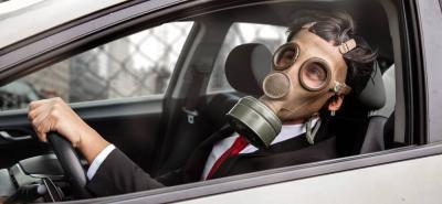 Consejos para no contaminar al volante