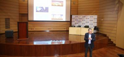 El ministro de Hacienda, Mauricio Cárdenas, expuso sobre las avances en la dirección de participaciones estatales.