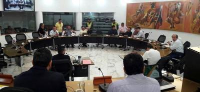 Concejo y Alcaldía continúan sin ponerse de acuerdo con respecto a los rendimientos financieros del municipio y la poca eficiencia en la ejecución de obras de infraestructura para la ciudad.