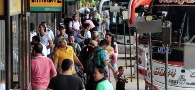 El informe de auditoría a las obras de construcción de la estación de servicios de la Terminal de Transporte reveló que el proyecto tendrá un presunto sobrecosto de mil millones de pesos.