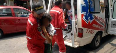 Todo un misterio caso de intoxicación de 100 estudiantes en Santander