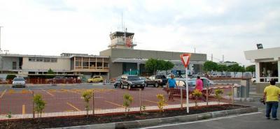 El Aeropuerto Yariguíes presentó una disminución del 28 % en el flujo de pasajeros en Semana Santa, con respecto a la misma época de 2016.