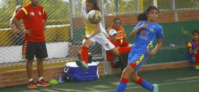 La selección Santander femenina estará en la final del Torneo Nacional Infantil.