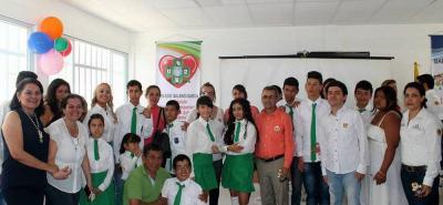 Desde 2012 el colegio Balbino García ha trabajado en este proyecto que en muchos casos genera discriminación, deserción escolar y desigualdad.