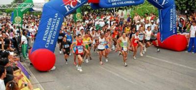 En dos semanas se correrá el 1/4 de Maratón de Barrancabermeja, que partirá del puerto fluvial Yuma.