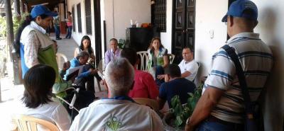 En días pasados, funcionarios de Empas realizaron las jornadas de 'socialización' en los barrios donde se harán las obras.