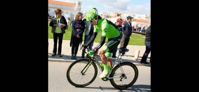 Rigoberto Urán, del Team Cannondale, será uno de los cuatro colombianos que estarán, desde hoy y hasta el próximo domingo, en el Tour de Romandía.