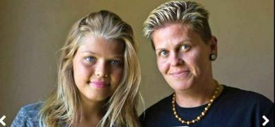 Corey Maison supo que era una niña desde que nació e inspirada por su tránsito, Erica, madre de Corey, descubrió que toda su vida había deseado ser Eric.
