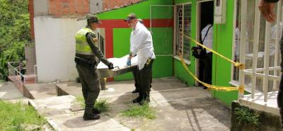 Hombre en silla de ruedas fue asesinado de múltiples puñaladas en Floridablanca