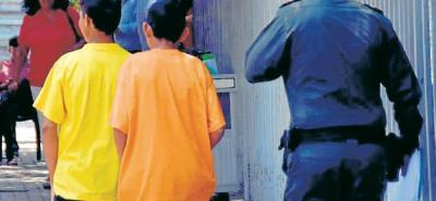 Dos menores, cuyas edades no superan los 17 años de edad, fueron los protagonistas de un hecho aberrante, en zona rural de Puerto Wilches.