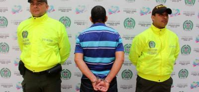 Acceso carnal abusivo con menor de 14 años fue el delito que la Fiscalía le imputó al judicializado.