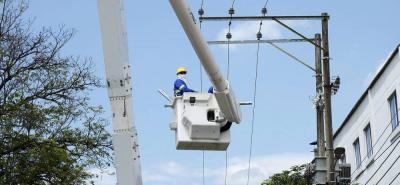 Por tormenta eléctrica, municipios de Santander pasaron la noche sin energía eléctrica