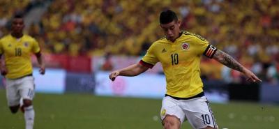 Selección Colombia de fútbol jugará contra Camerún en España