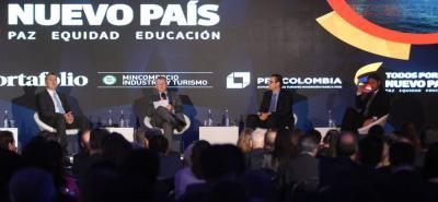 Durante el foro '¿Qué ha ganado Colombia en 5 años de TLC con EE. UU.?', el Gobierno Nacional hizo un balance de las exportaciones que se han realizado a ese país.