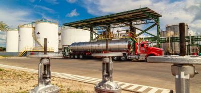 Ecodiesel ha producido más de 710.000 toneladas de biodiesel desde que inició sus operaciones, con un promedio de 111.300 toneladas año, equivalentes al 111,3 % de la capacidad nominal adquirida.