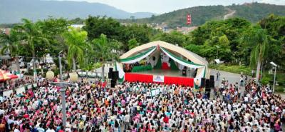 Las opiniones están divididas sobre la pertinencia de organizar ferias en la localidad, el alcalde Danny Ramírez, manifestó que es una oportunidad para destacar la imagen local.