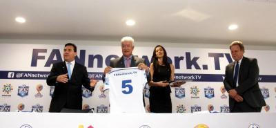 En la sede administrativa de la Federación de Fútbol Colombiana se presentó el nuevo patrocinador de la Liga Femenina de Fútbol Profesional, la empresa Fan Network.