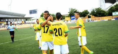 Con victoria 4-1 sobre La Guajira empezó Santander su participación en el Zonal del Torneo Nacional Juvenil.