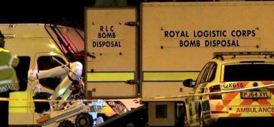 Aumentan a 22 los muertos por atentado en Mánchester