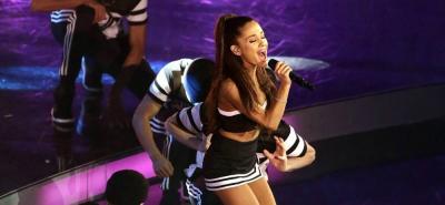Ariana Grande habló acerca del atentado en su concierto en Manchester