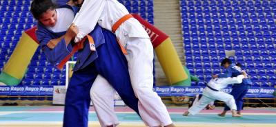 Bucaramanga es sede del Campeonato Nacional de Judo, categorías cadetes y júnior.
