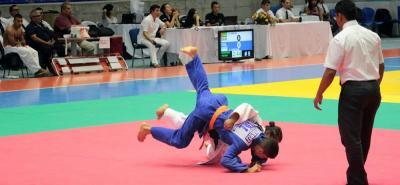 Con un buen nivel técnico y combates intensos sobre el tatami, se desarrolla en el coliseo Bicentenario - Alejandro Galvis Ramírez el Nacional de Judo cadetes y júnior.