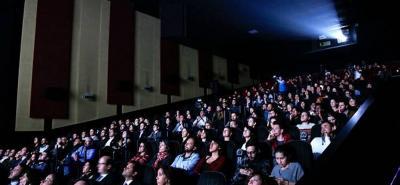 Día de cine gratis en Bucaramanga