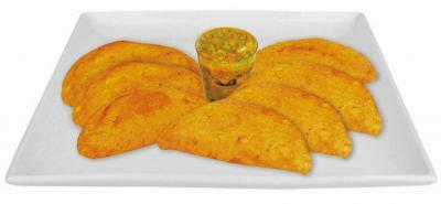 Empanada arrecha