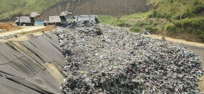 Ahora los residuos que producen los habitantes de Los Santos se sumarán a los que depositan cerca de 17 municipios del área metropolitana de Bucaramanga y Santander.