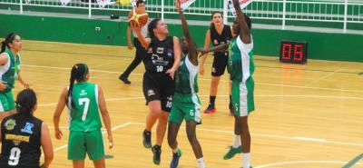 Hormigas de Santander cayó con Antioquia en el Cuadrangular Semifinal de Bucaramanga y quedó lejos de la clasificación a los finales de la Copa Especial de Baloncesto Femenino.