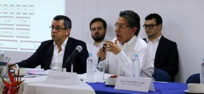 """""""Vinimos a Bucaramanga a priorizar los casos y ponerles tiempo desde la Fiscalía General a la Seccional para que los santandereanos conozcan lo que ha ocurrido con su patrimonio"""": Fiscal"""