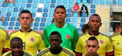 El arquero santandereano Kevin Leonardo Mier Robles, del registro de Atlético Nacional, nuevamente fue llamado a un microciclo de la Selección Colombia Sub 17.