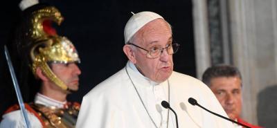 Corruptos y mafiosos serían excomulgados por la Iglesia
