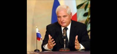 Ricardo Martinelli, expresidente de Panamá detenido en Miami.