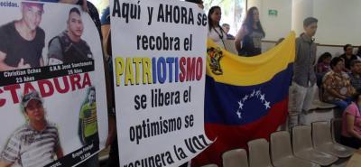 Cúcuta y Bucaramanga son las ciudades preferidas por los migrantes para buscar alternativas de empleo.