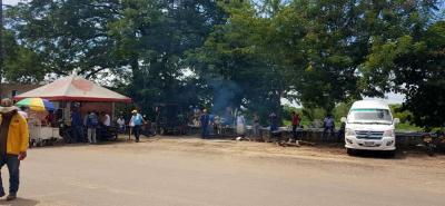 Líderes comunales confirmaron que siguen en pie de lucha en los campos de producción de Cantagallo, Puerto Wilches y Yondó.