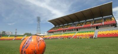 Prensa deportiva propone cambiar el nombre al estadio de fútbol de Bucaramanga