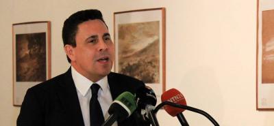 Maduro nombró como canciller a Samuel Moncada en reemplazo de Delcy Rodríguez