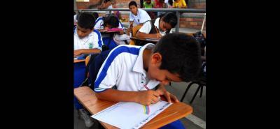 La Secretaría de Educación espera el concepto del Ministerio de Educación sobre el cronograma de clases que fue acordado con los sindicatos de educadores esta semana.