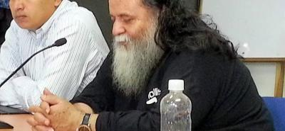 'Martín Sombra' en libertad condicional.