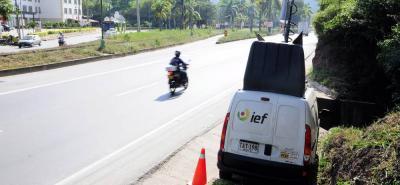 El proyecto contempla que los conductores deben ser notificados de la presencia de estas cámaras.