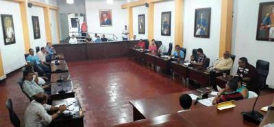 Los Ediles aprobaron el acuerdo sobre la creación del Consejo de Turismo.
